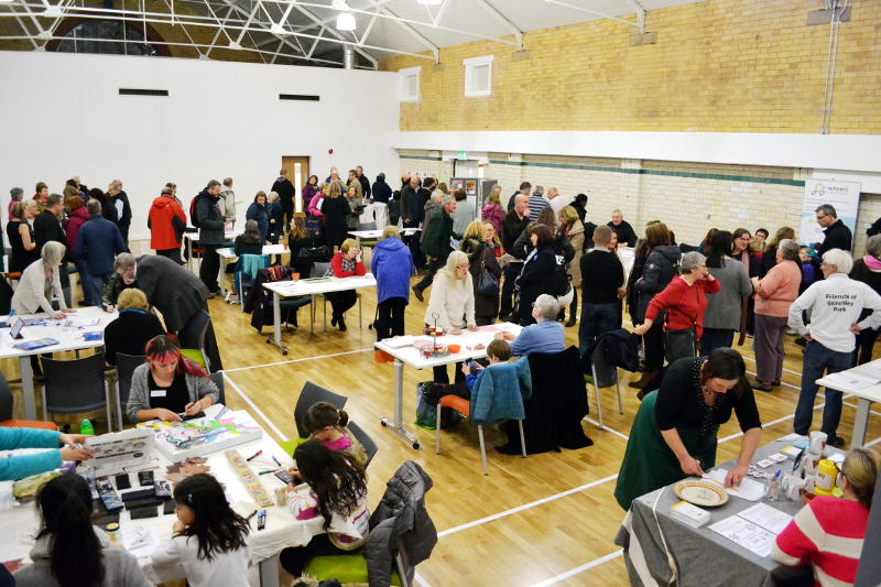 Stirchley Baths community preview evening