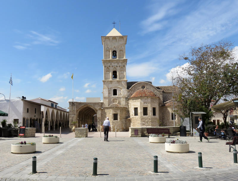 St Lazarus' Church, Larnaca